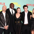 """Seal Los Angeles Premiere Of """"The Harder They Fall"""""""