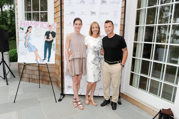 Sean Avery Hamptons Magazine Celebrates Cover Stars Sean Avery And Hilary Rhoda