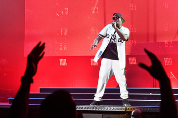 Sean Combs Puff Daddy and Bad Boy Family Reunion Tour at Verizon Center in Washington DC