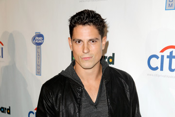 Sean Faris Inside Billboard's Grammy Afterparty