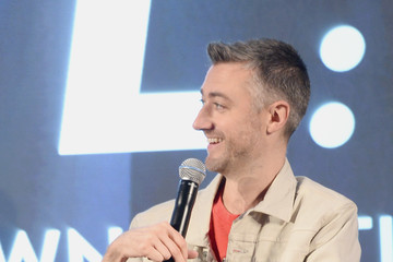 Sean Gunn Entertainment Weekly's PopFest