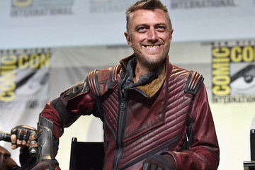 Sean Gunn Marvel Studios Hall H Panel