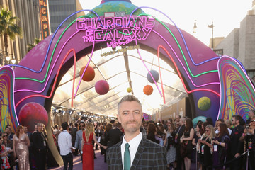 Sean Gunn The World Premiere of Marvel Studios' 'Guardians of the Galaxy Vol. 2'