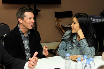 Sean Hayes TCA Turner Winter Press Tour 2017 Green Room