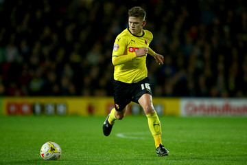 Sean Murray Watford v Nottingham Forest