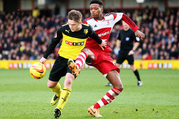 Sean Murray Watford v Middlesbrough - Sky Bet Championship