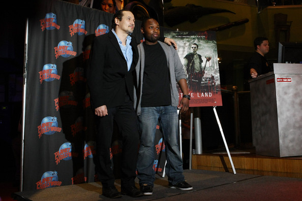 """Stake Land"" Cast Visits Planet Hollywood Times Square []"