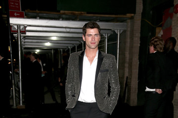 Sean O'Pry 'Manus x Machina: Fashion in an Age of Technology' Costume Institute Gala - After Parties