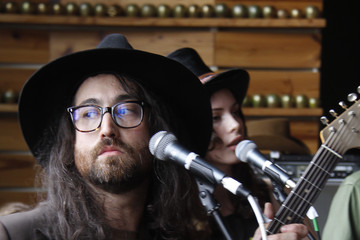 Sean Ono Lennon eBay Giving Works & Nylon Launch MusiCares Auction - Day 2