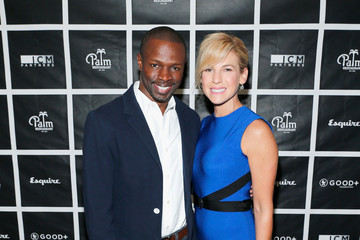 Sean Patrick Thomas GOOD+ Foundation Fatherhood Lunch Hosted by Jessica and Jerry Seinfeld