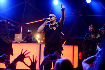 Sean Paul MTV Live Stage