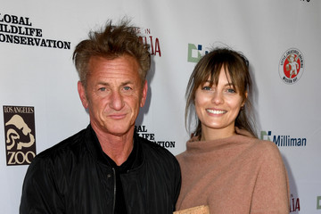 """Sean Penn The Greater Los Angeles Zoo Association Hosts """"Meet Me In Australia"""" To Benefit Australia Wildfire Relief Efforts - Red Carpet"""