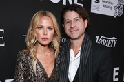 Rachel Zoe and Rodger Berman attend the 10th Anniversary Gala Benefiting CORE hosted by Sean Penn, Bryan Lourd And Vivi Nevo at Wiltern Theatre on January 15, 2020 in Los Angeles, California.