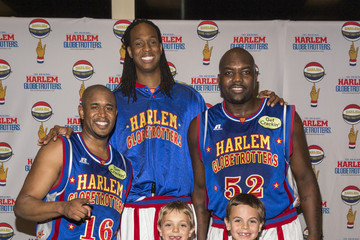 Sean Preston Federline Harlem Globetrotters 2014 World Tour