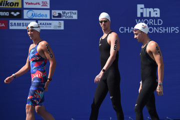 Sean Ryan Open Water Swimming - 16th FINA World Championships: Day Six