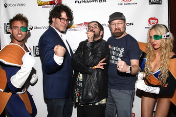 Sean Schemmel Dragon Ball Z: Resurrection 'F' San Diego Comic Con Opening Night VIP Party - Comic-Con International 2015