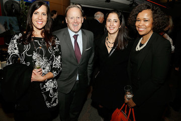 Sean Spicer Washinton DC Premiere of National Geographic's 'Chain of Command'