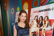 """TV Personality Julia Allison attends the season premiere viewing party of Bravo's """"Miss Advised"""" hosted by Executive Producer Ashley Tisdale held at Planet Dailies & Mixology 101 on June 18, 2012 in Los Angeles, California."""
