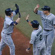 Kyle Seager and Kendrys Morales Photos