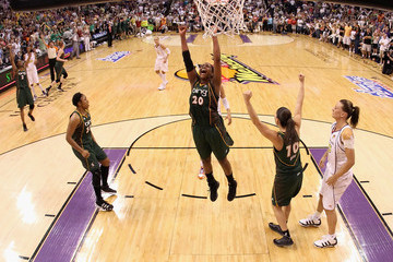Camille Little Seattle Storm v Phoenix Mercury, Game 2