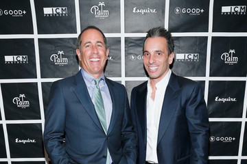 Sebastian Maniscalco GOOD+ Foundation Fatherhood Lunch Hosted by Jessica and Jerry Seinfeld