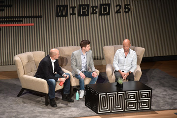 Sebastian Thrun WIRED25 Summit: WIRED Celebrates 25th Anniversary With Tech Icons Of The Past And Future