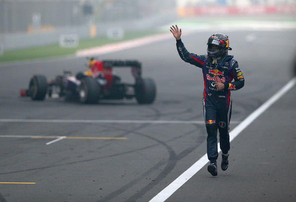 Sebastian Vettel - F1 Grand Prix of India