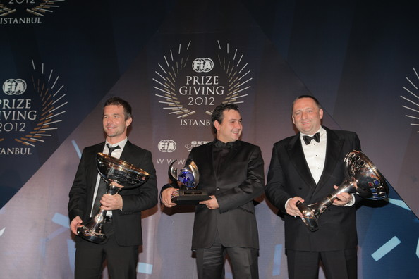 2012 FIA Gala Prize Giving Ceremony