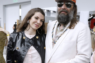 Sebastien Tellier Chanel : Front Row - Paris Fashion Week : Haute Couture F/W 2016-2017