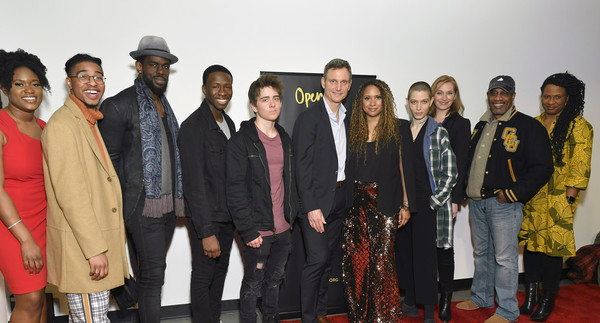 Opening Act's 13th Annual Benefit Play Reading 'In Our Own Words' At New World Stages