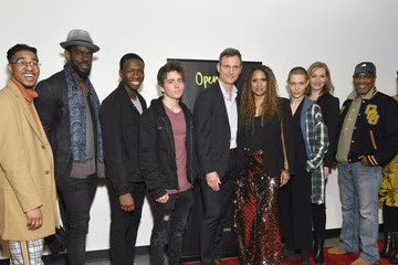 Sekon Sissoko Opening Act's 13th Annual Benefit Play Reading 'In Our Own Words' At New World Stages