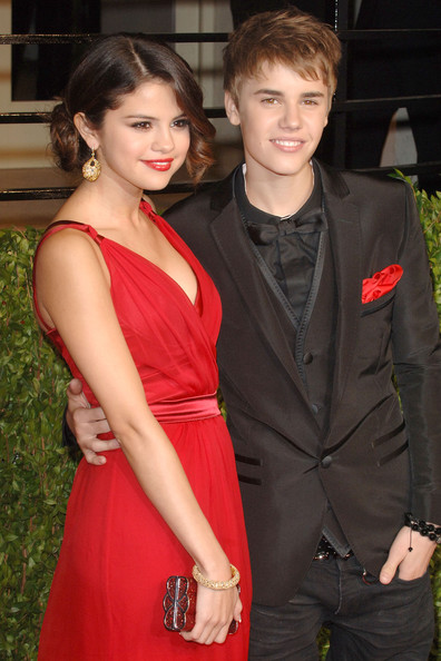 selena gomez with justin bieber pictures. Selena Gomez and Justin Bieber