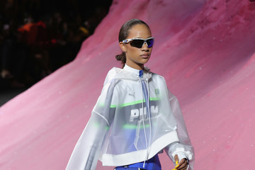 Selena Forrest FENTY PUMA by Rihanna Spring/Summer 2018 Collection - Runway + Atmosphere