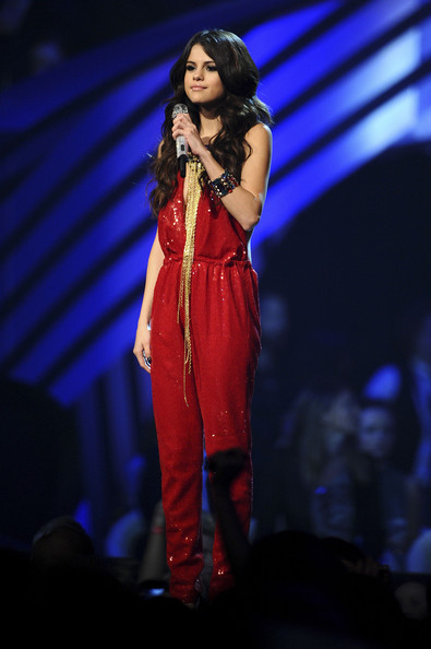 Selena Gomez MTV Europe Music Awards Hostess Selena Gomez appears onstage during the MTV Europe Music Awards 2011 live show at the Odyssey Arena on November 6, 2011 in Belfast, Northern Ireland.