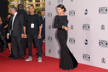 Selena Gomez Arrivals at the American Music Awards — Part 3