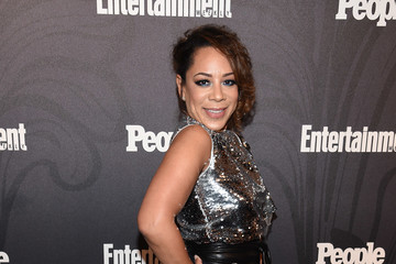 Selenis Leyva Entertainment Weekly & People New York Upfronts Party 2018 - Arrivals
