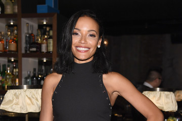 Selita Ebanks Russell James And Ed Razek Host U.S. Book Launch Of 'Backstage Secrets By Russell James'