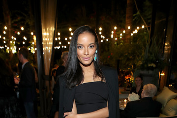 Selita Ebanks Angeleno Magazine Celebrates Its Philanthropy Issue With Sandra Lee and BBVA Compass