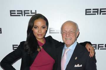 Selita Ebanks Arrivals at Effy Jewelry's 35th Anniversary Party