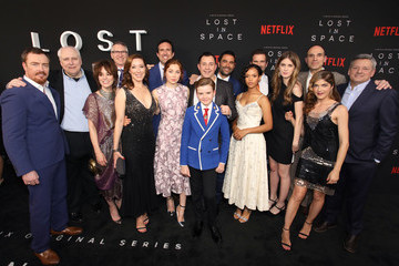 Selma Blair Netflix's 'Lost In Space' Los Angeles Premiere