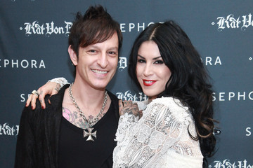 "Greg Siebel Sephora Presents Kat Von D's First Solo Art Show ""New American Beauty"" At Sephora Soho"