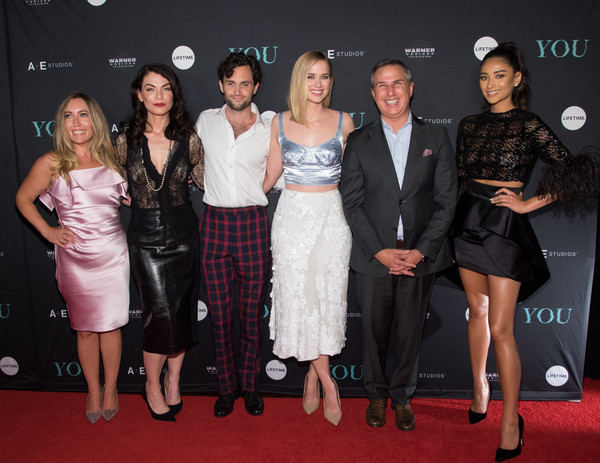 'You' Series Premiere Celebration