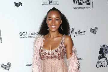 Serayah McNeill Wearable Art Gala - Arrivals