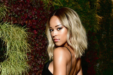 Serayah 25th Annual Race To Erase MS Gala - Cocktail Reception And Silent Auction