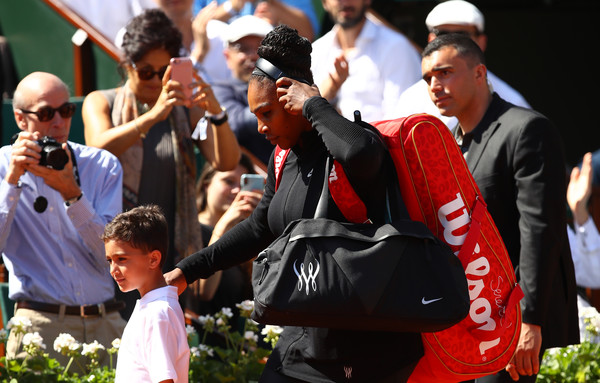 (VIDEO) Day Three At The French Open: The Queen Is Back