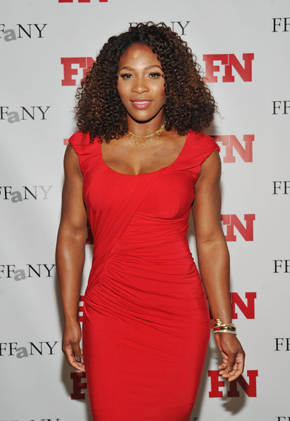 Serena Williams - 25th Annual Footwear News Achievement Awards