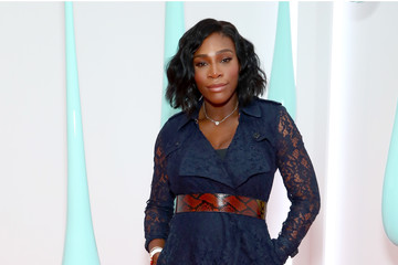 Serena Williams Burberry Celebrates the Launch of the DK88 Bag, Hosted by Chief Executive and Chief Creative Officer Christopher Bailey