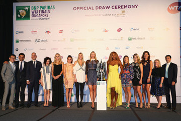 Serena Williams Maria Sharapova BNP Paribas WTA Finals: Previews