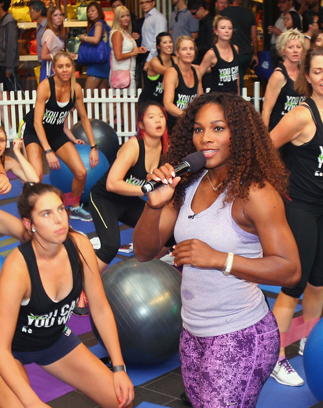 > Serena Williams at a Nike Training Camp (lookin' thick as usual) - Photo posted in Eyecandy - Celebrities and random chicks | Sign in and leave a comment below!