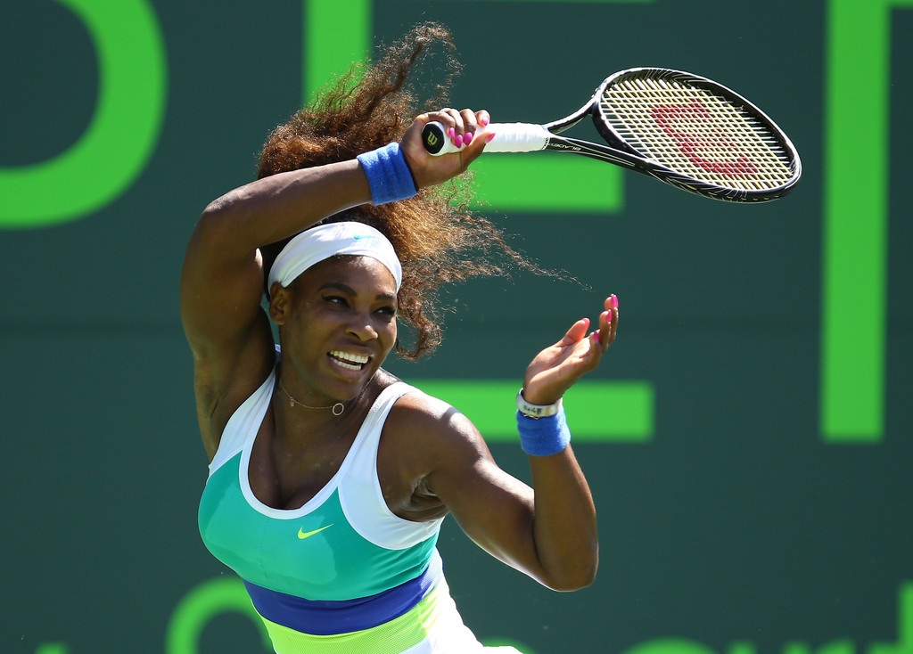 serena mature singles A final match for venus and serena williams  a seven-time grand slam singles champion and a former no 1,  mature, remarkable young.